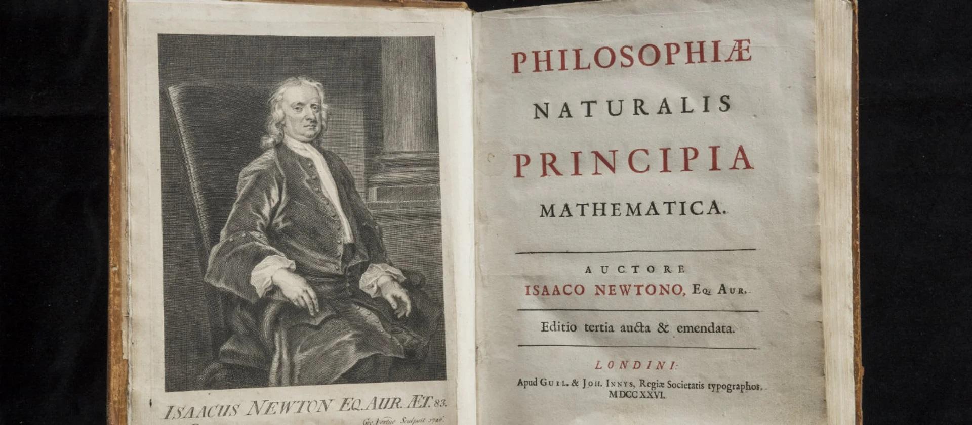 Newton jegyzeteire lehet licitálni
