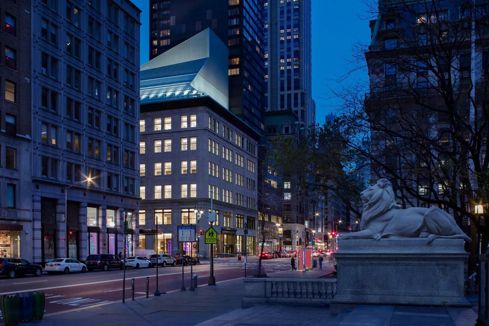 Elképesztő lett a New York-i könyvtár