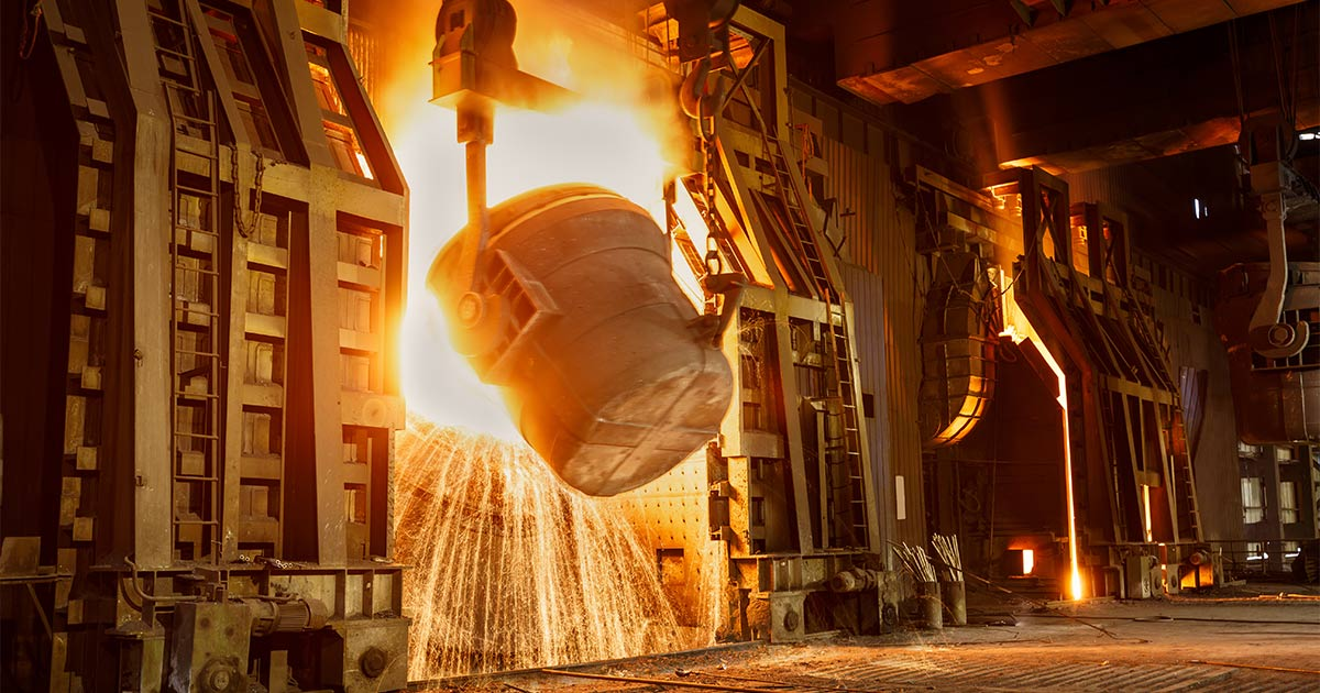 Nőtt a világ acéltermelése