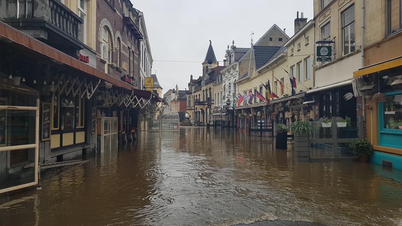 Villámárvíz Nyugat-Európában – OMSZ tanulmány