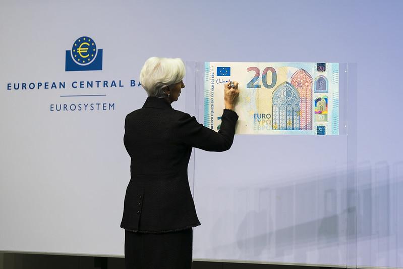 Az EKB bemutatta az éghajlatváltozás elleni küzdelmet szolgáló cselekvési tervét