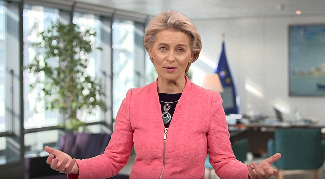 Von der Leyen: az EB javaslatcsomagot dolgozott ki az uniós klímacél elérése érdekében