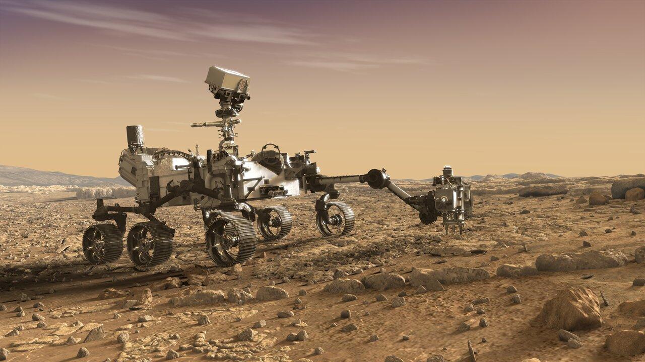Megkezdődik a talajminták gyűjtése a Marson
