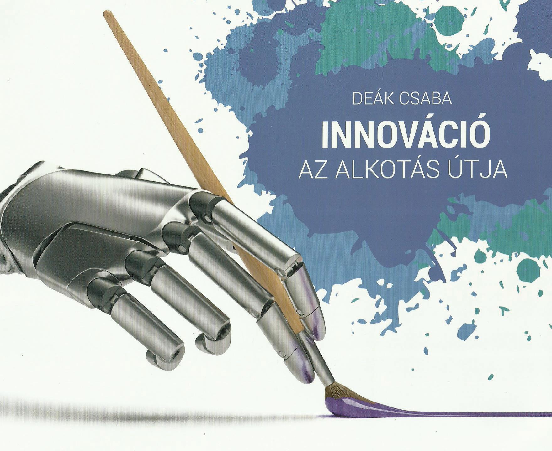 Innováció  – Az alkotás útja