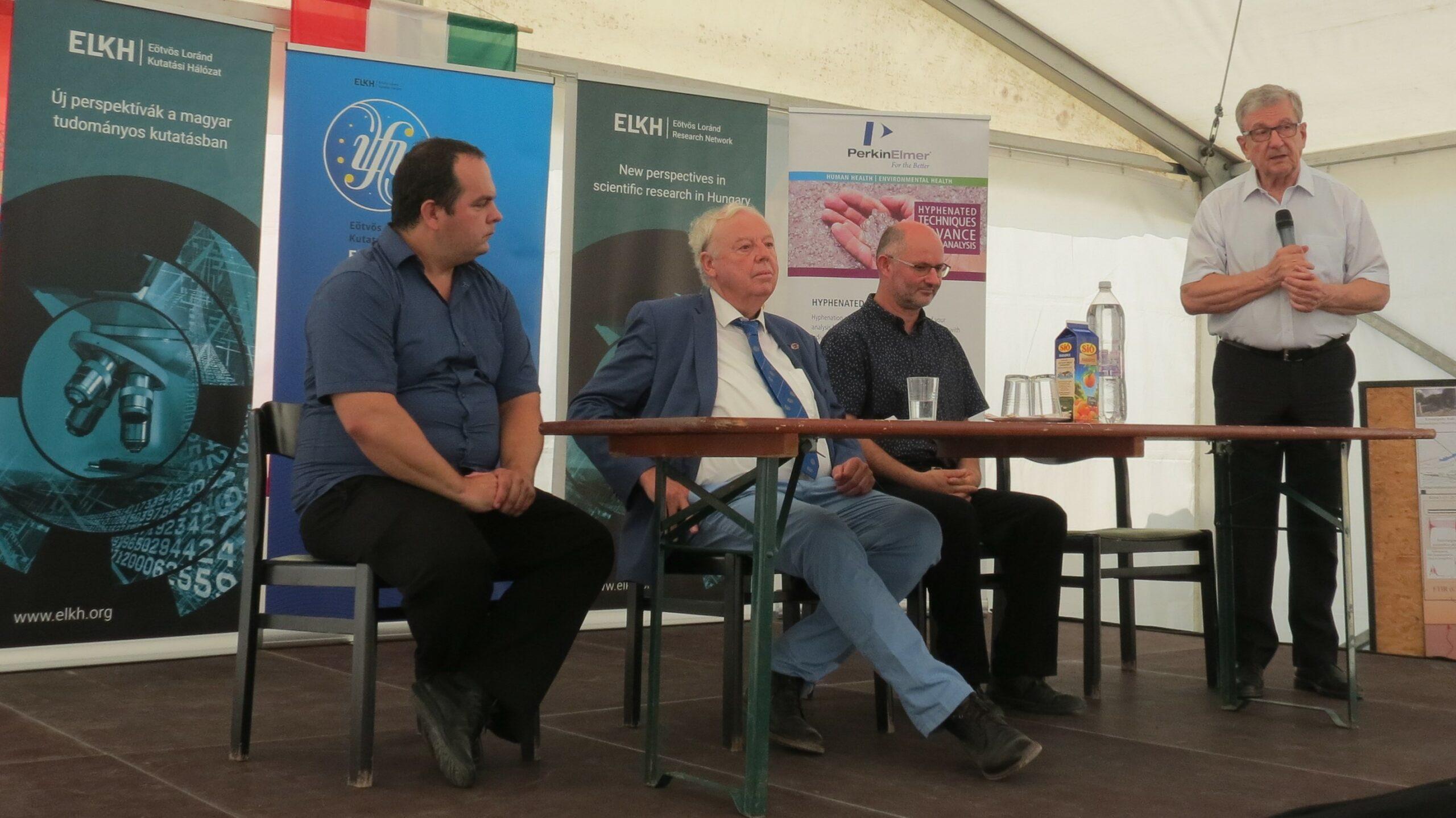 Már működik Magyarország és Kelet-Európa első Integrált Geodinamikai Állomása