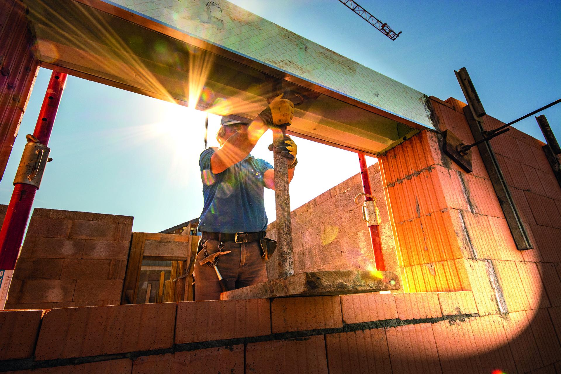 Az építőipari vállalkozások többsége árbevétel-növekedésre számít az idén