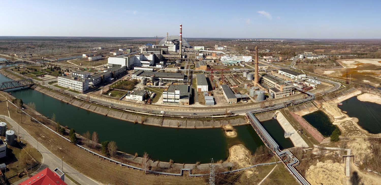 Csernobil új, biztonságos védőkupolája