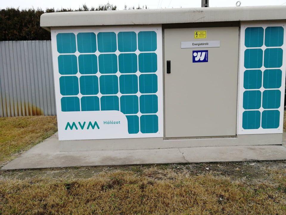 Energiatárolókat tesztel az MVM