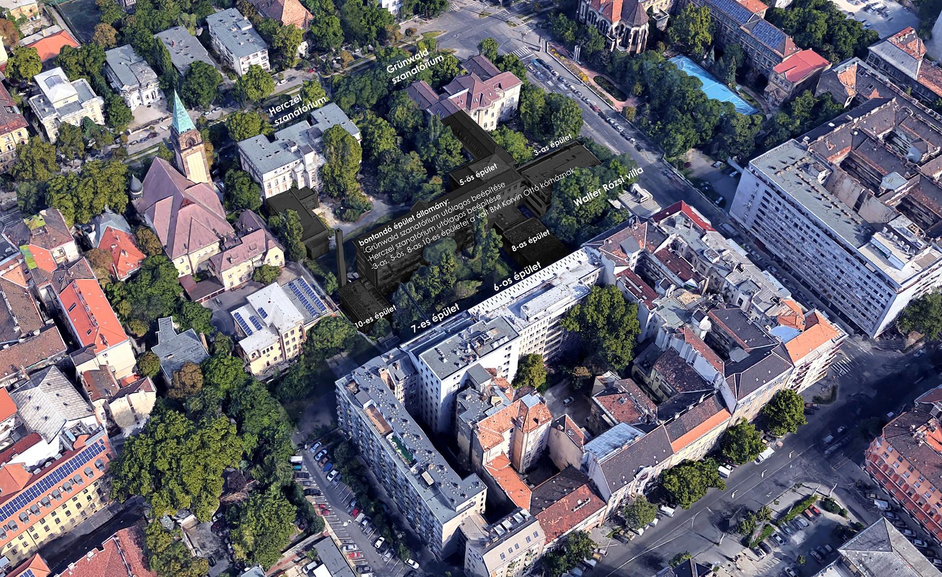 Országos tervpályázatot írt ki az MMA a magyar építészet új múzeumára