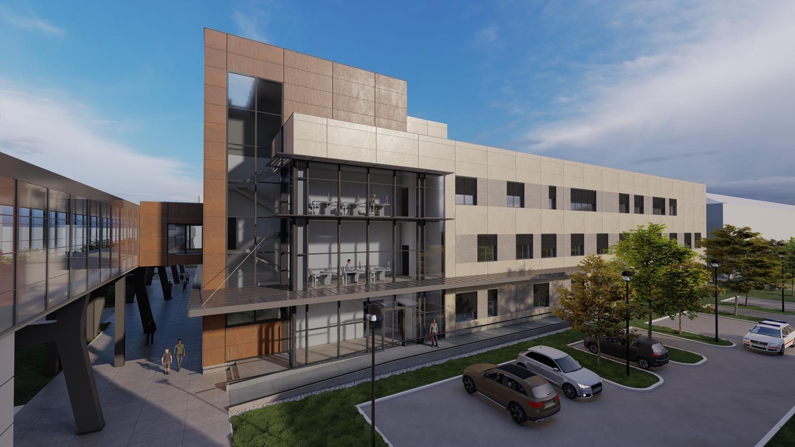 11,5 milliárd forintból megkezdődhet a székesfehérvári kórház bővítése