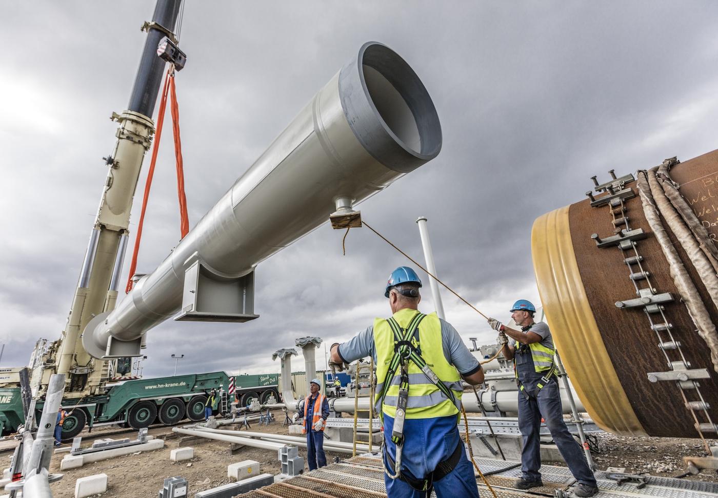 Lavrov: néhány napon belül működni kezd az Északi Áramlat-2 gázvezeték