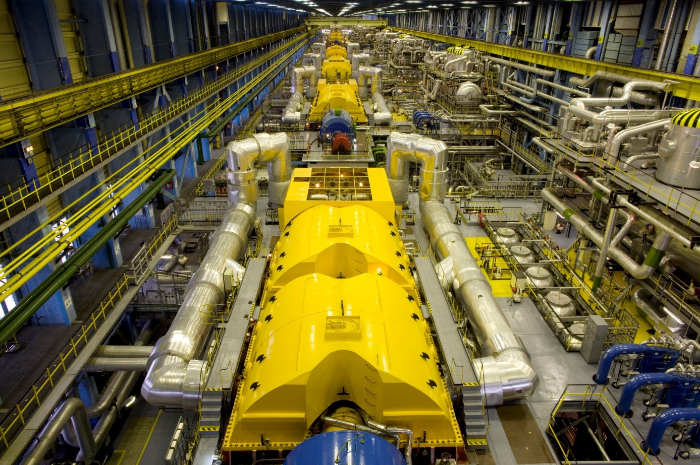 Ötéves csúcsra emelkedett júliusban a hazai villamosenergia-fogyasztás