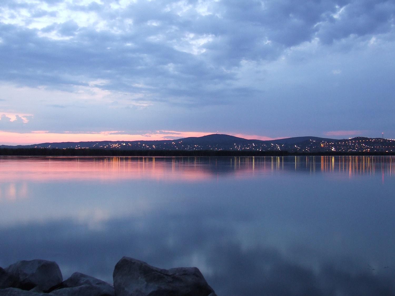 A Velencei-tó kritikus vízszintjének javításán dolgozik a vízügy