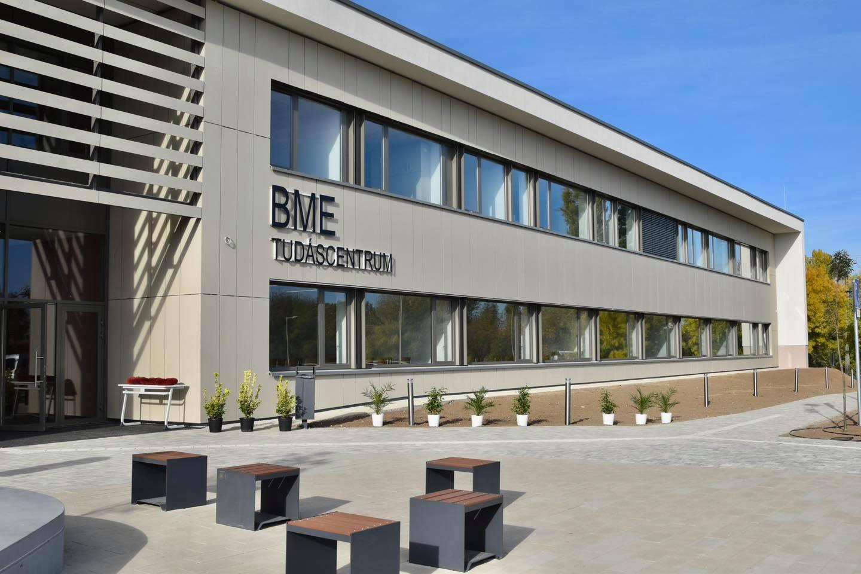 Elkészült a BME Balatonfüredi Tudáscentrum