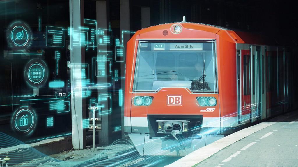 A DB és a Siemens bemutatták az első önvezető vonatot