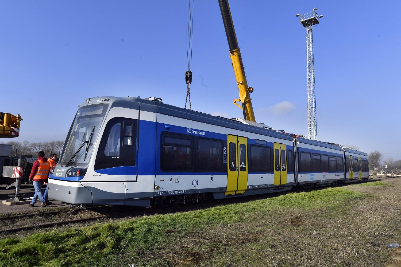 Nem késik a tram-train beruházás a szegedi villamosrendszer energetikai bővítése miatt